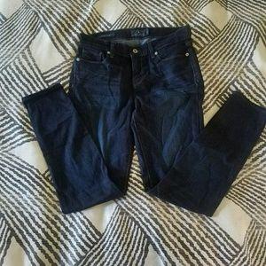 Brooke skinny jean, dark wash